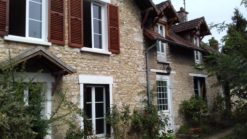Rental house / villa Limetz-villez 1100€ CC - Picture 1