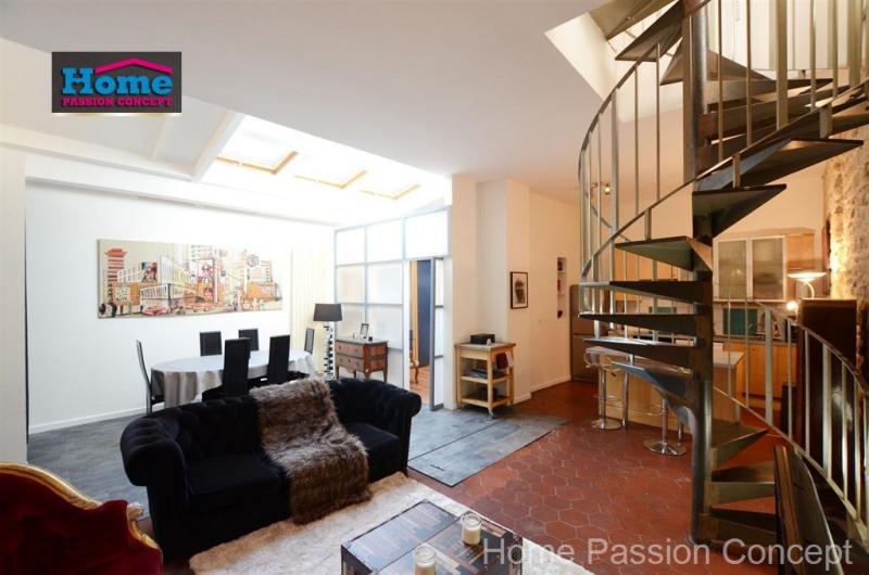 Sale apartment Nanterre 550000€ - Picture 2
