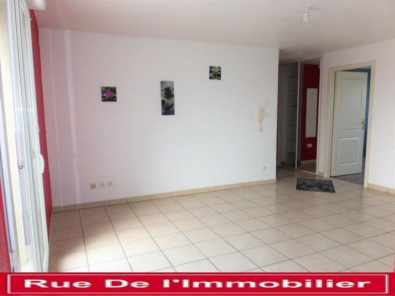 Vente appartement Dauendorf 145000€ - Photo 2
