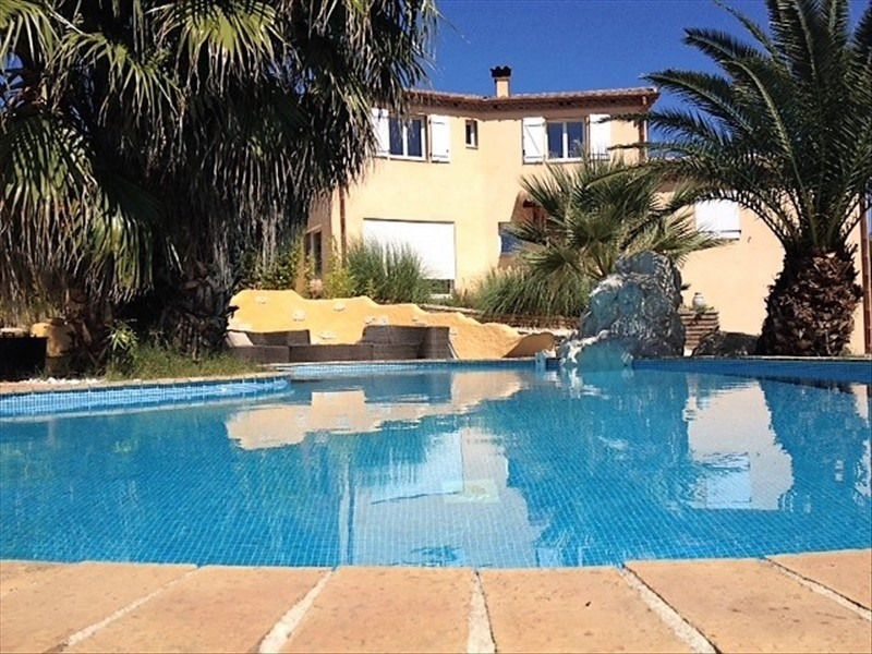 Deluxe sale house / villa Vives 605 000€ - Picture 1