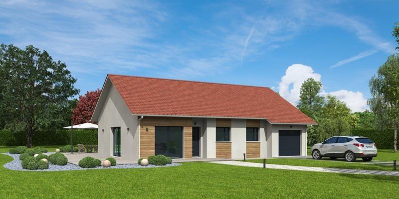 Maison  5 pièces + Terrain 750 m² La Buisse (38500) par NATILIA GRENOBLE