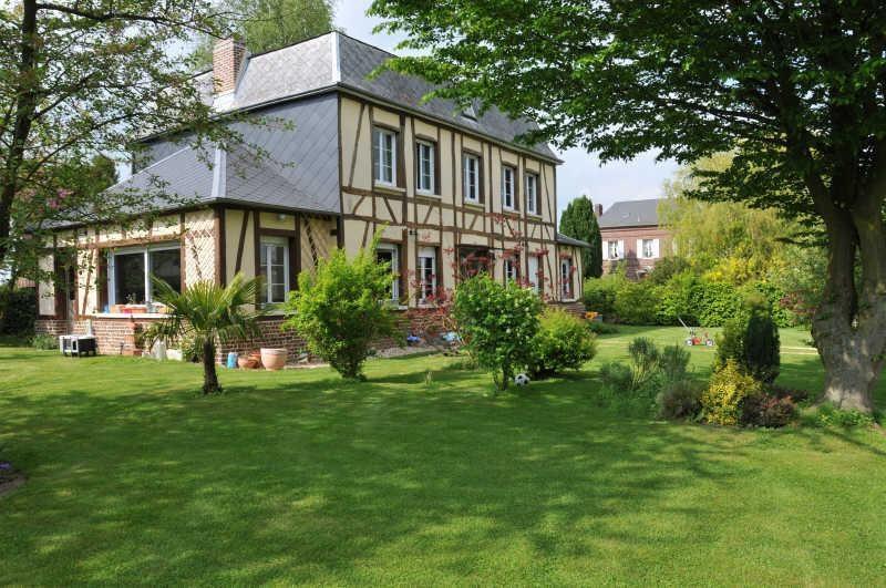 Sale house / villa Boos 398000€ - Picture 1