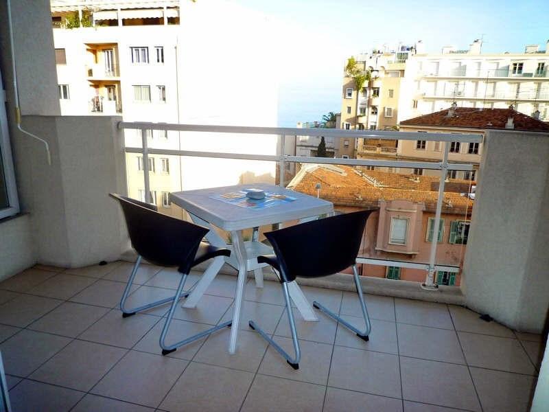 Rental apartment Nice 553€ CC - Picture 2