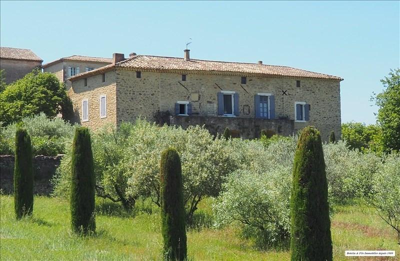 Vente de prestige maison / villa Pont st esprit 895000€ - Photo 1