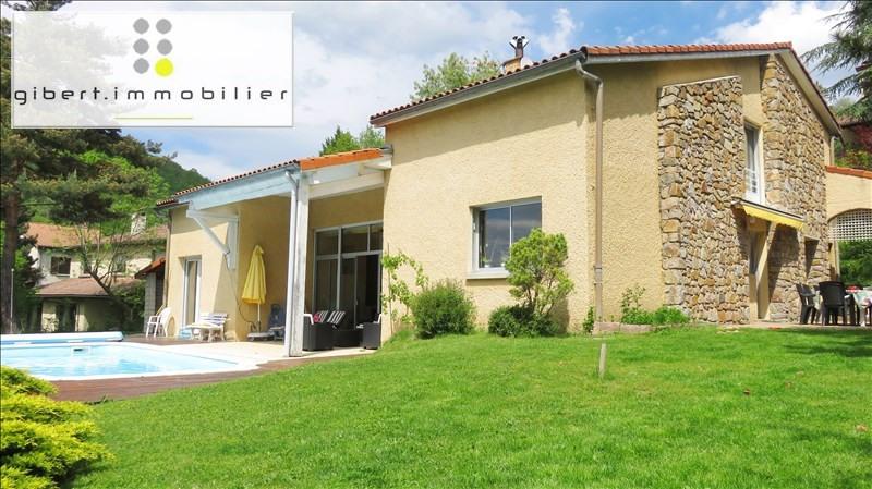 Sale house / villa Brives charensac 495000€ - Picture 1