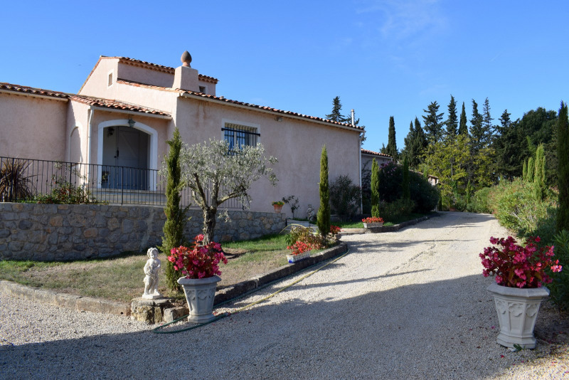Venta de prestigio  casa Montauroux 586000€ - Fotografía 9