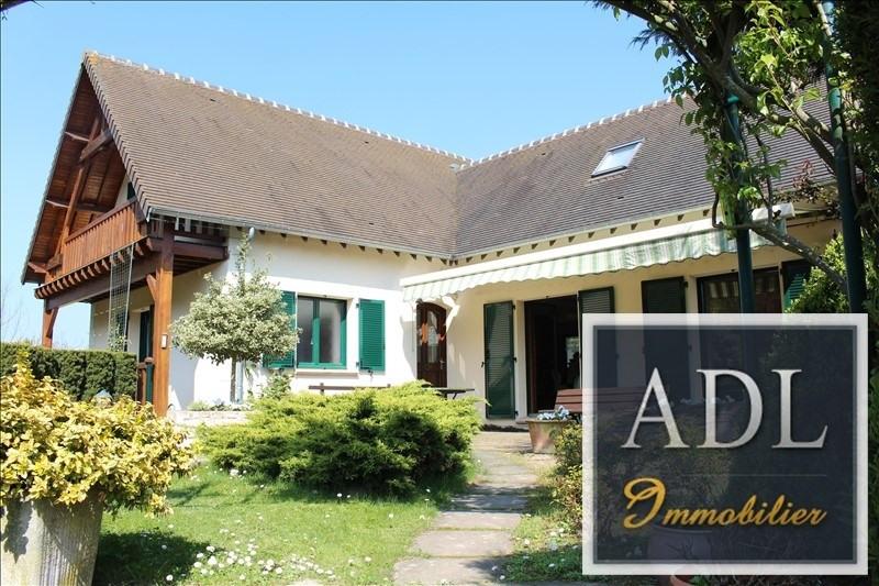Sale house / villa Villaines sous bois 676000€ - Picture 1