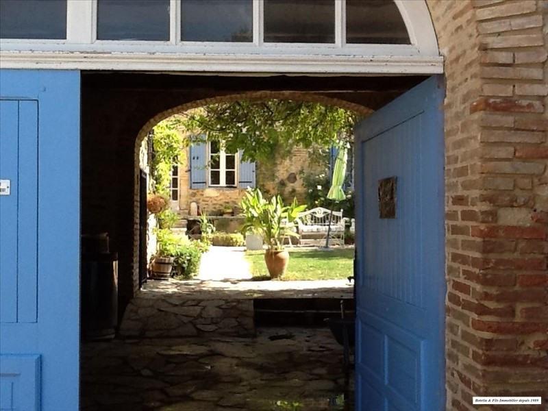 Vente de prestige maison / villa Goudargues 580000€ - Photo 2