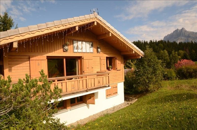 Vente de prestige maison / villa Combloux 614000€ - Photo 1