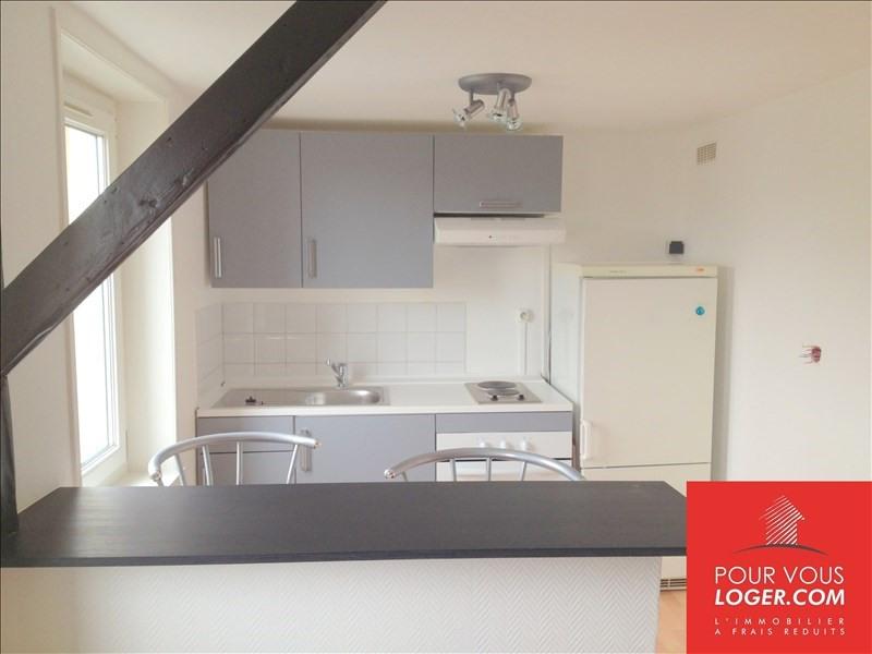 Rental apartment Boulogne sur mer 390€ CC - Picture 2