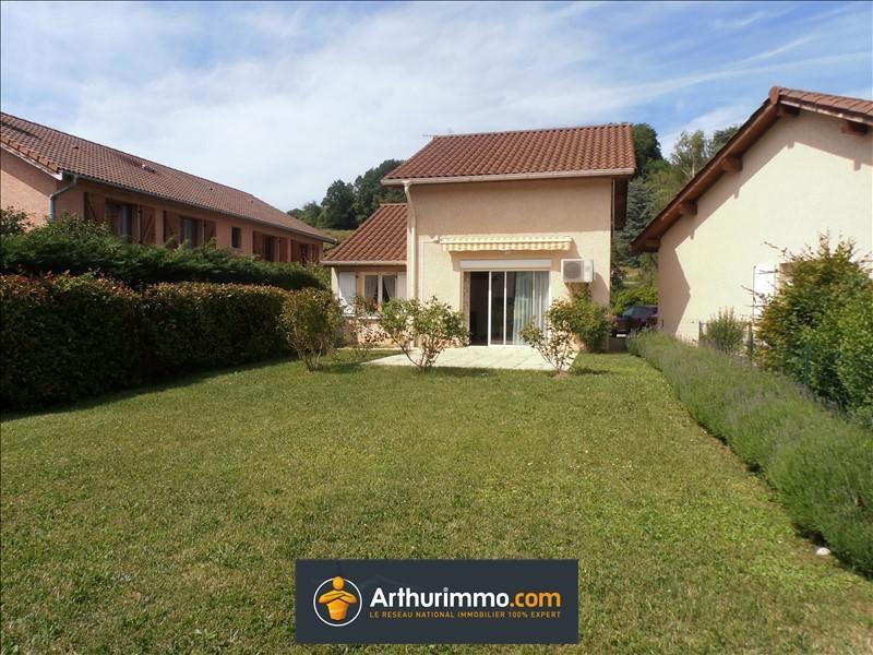 Sale house / villa St clair de la tour 178000€ - Picture 7