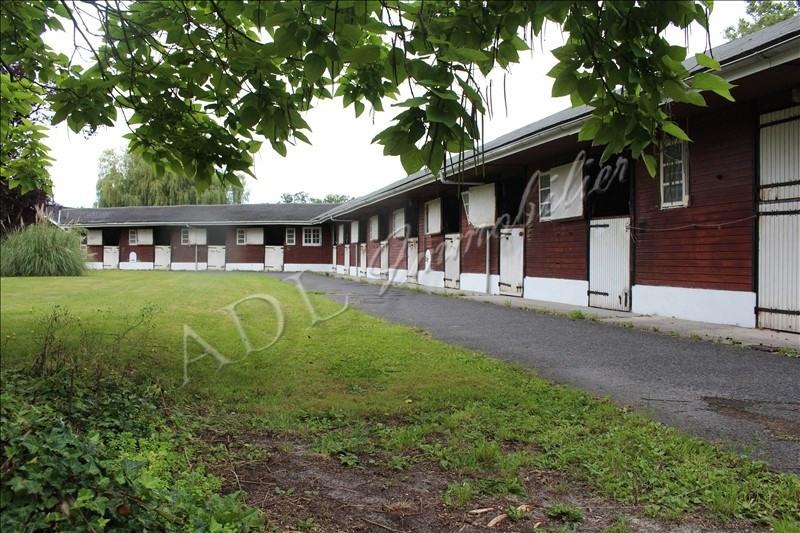 Sale house / villa Lamorlaye 500000€ - Picture 1