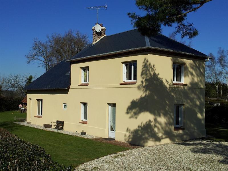 Vente maison / villa Bourneville 190000€ - Photo 1