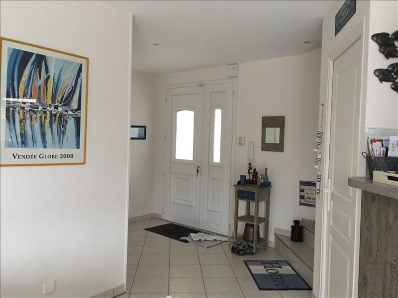 Vente maison / villa Jard sur mer 416000€ - Photo 9