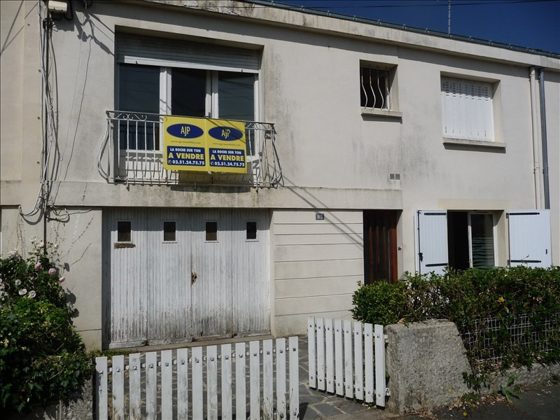 Vente maison / villa La roche sur yon 134375€ - Photo 1