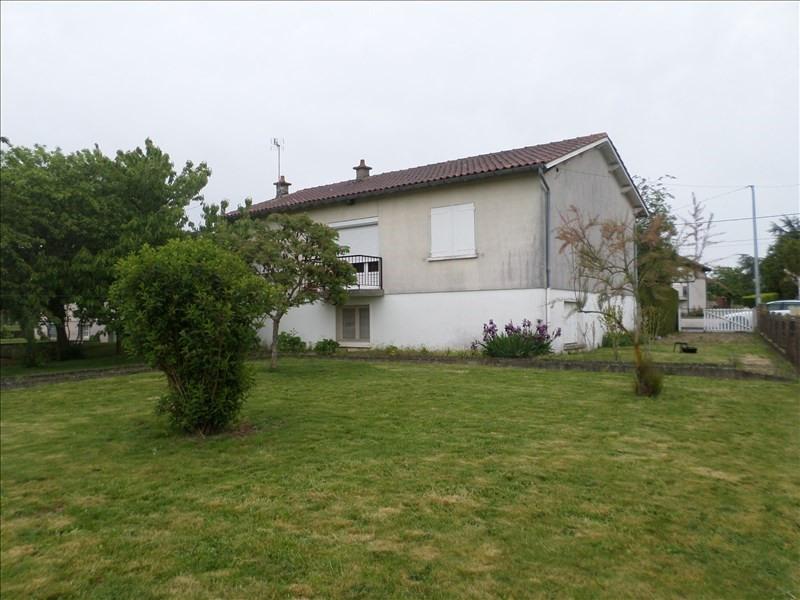 Vente maison / villa Persac 81000€ - Photo 2