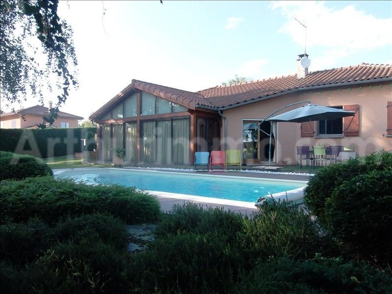 Vente maison / villa Amberieux en dombes 365000€ - Photo 1