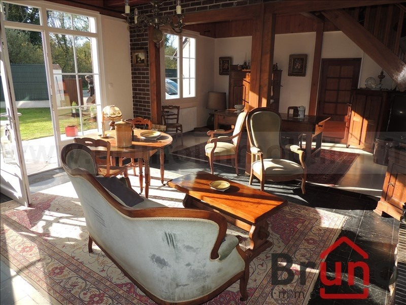Verkoop  huis St quentin en tourmont 262900€ - Foto 5