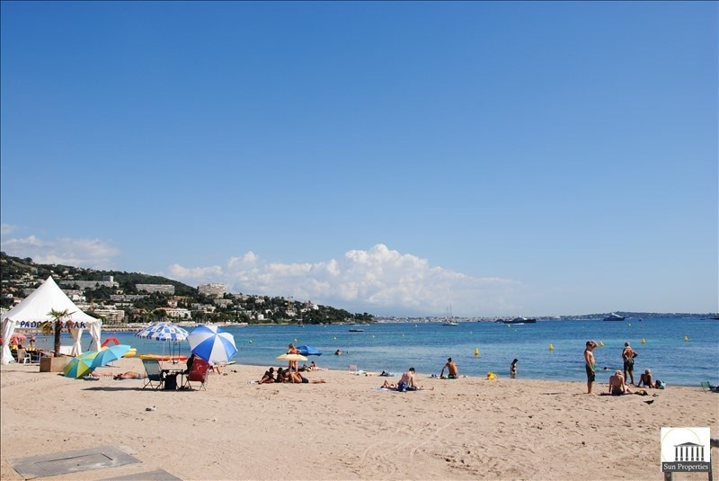 Deluxe sale apartment Cannes 690000€ - Picture 1