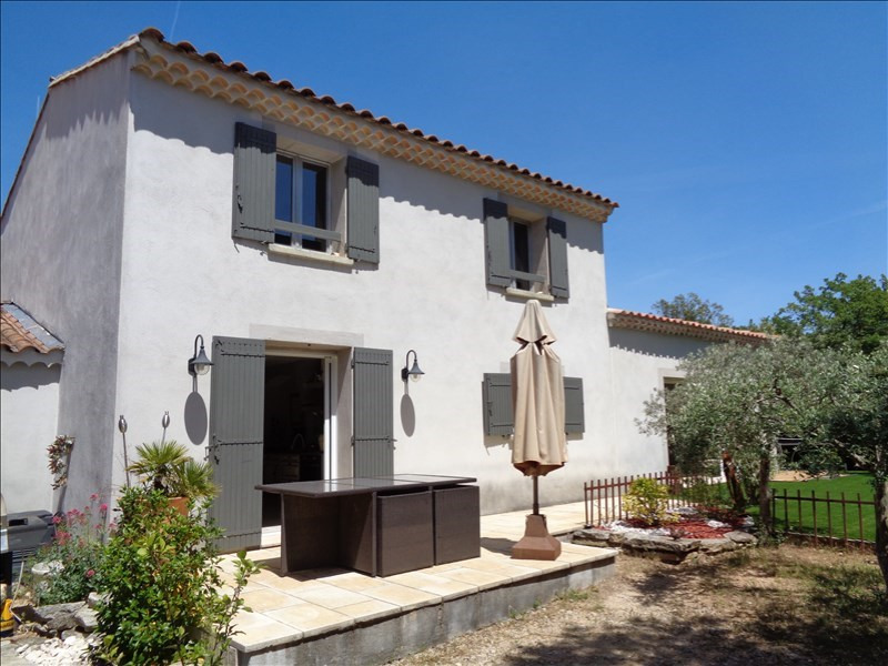 Vente maison / villa St didier 369000€ - Photo 1