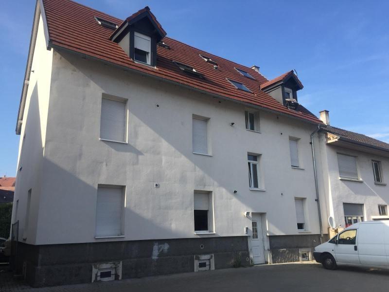 Affitto appartamento Bischheim 640€ CC - Fotografia 1