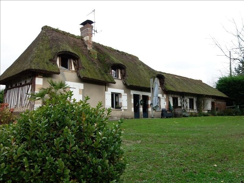 Vente maison / villa Gonneville sur mer 243000€ - Photo 1