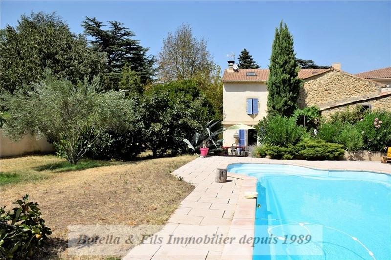 Deluxe sale house / villa Bagnols sur ceze 430000€ - Picture 1