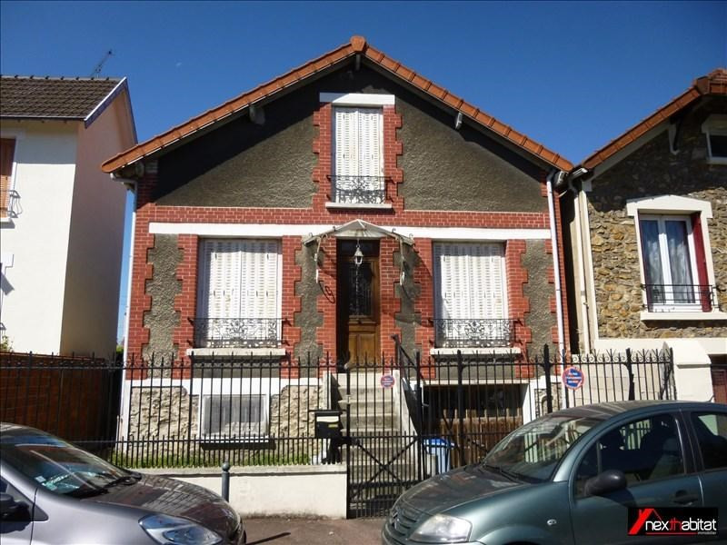 Vente maison / villa Les pavillons sous bois 275000€ - Photo 1
