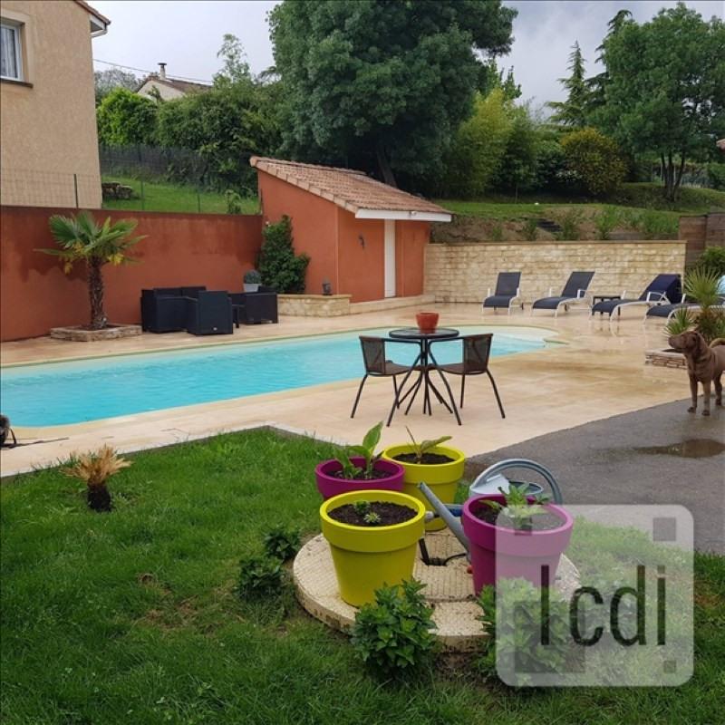 Vente maison / villa St julien en st alban 270000€ - Photo 3
