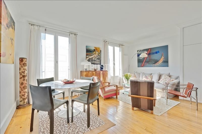 Vente appartement Paris 15ème 480 000€ - Photo 1