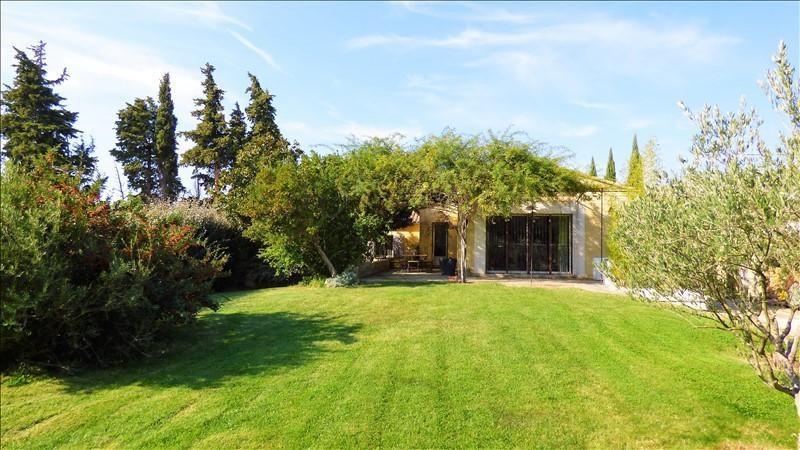 Vente maison / villa Monteux 449000€ - Photo 4