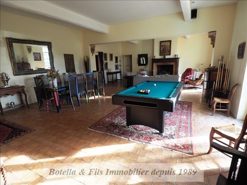 Immobile residenziali di prestigio casa Uzes 950000€ - Fotografia 4