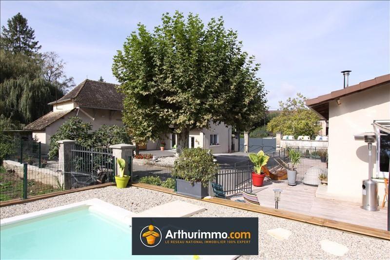 Sale house / villa Les avenieres 315000€ - Picture 1