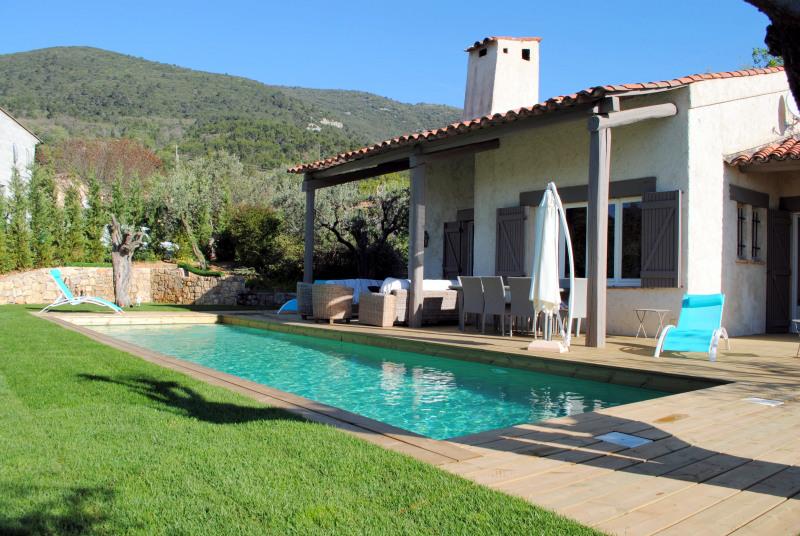 Престижная продажа дом Seillans 550000€ - Фото 3
