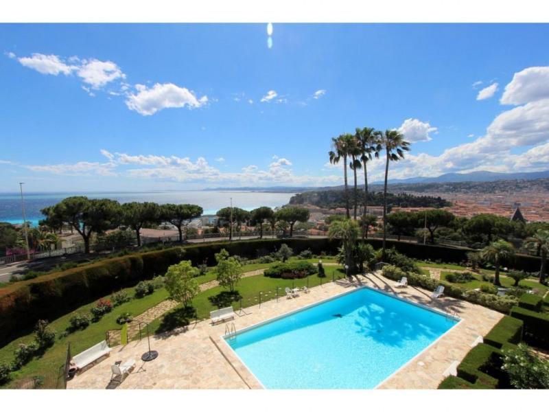 Vente de prestige appartement Nice 890000€ - Photo 1