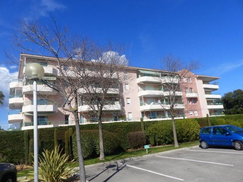 Vente appartement St raphael 325500€ - Photo 1