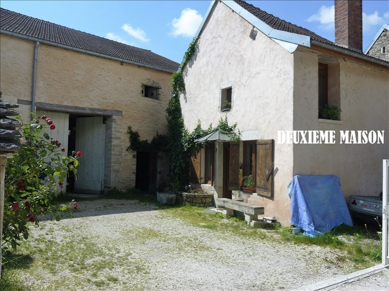 Sale house / villa Fontaine francaise 159 000€ - Picture 8
