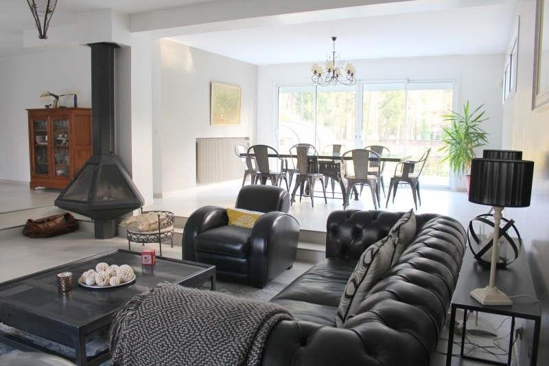 Deluxe sale house / villa Lamorlaye 850000€ - Picture 2
