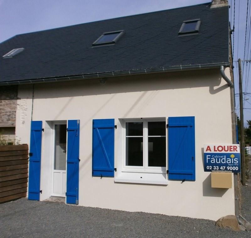 Verhuren  huis Pirou 435€ CC - Foto 1