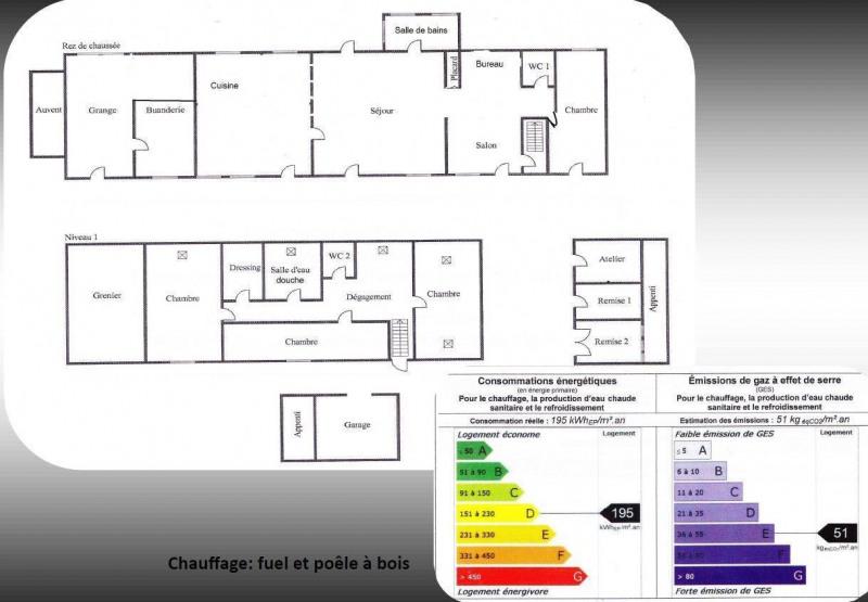 Sale house / villa Louhans  10 minutes 249000€ - Picture 19