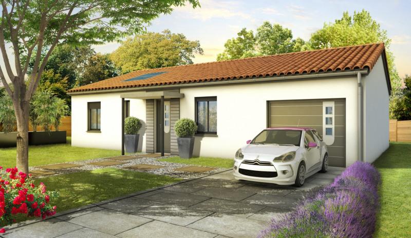 Maison  3 pièces + Terrain 180 m² Ortaffa (66560) par DEMEURES DU ROUSSILLON