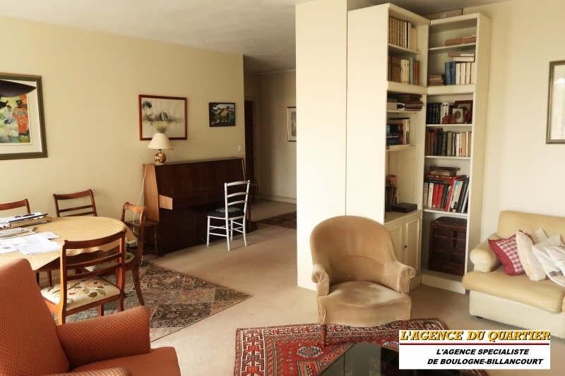 Venta  apartamento Boulogne billancourt 741000€ - Fotografía 3