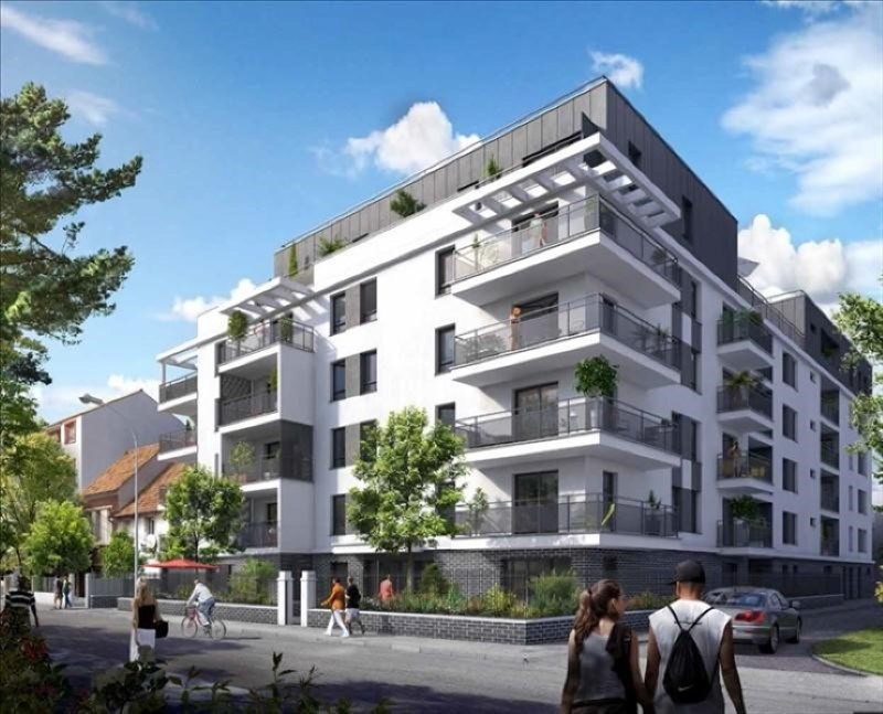 Investment property apartment Bagnolet 216000€ - Picture 1