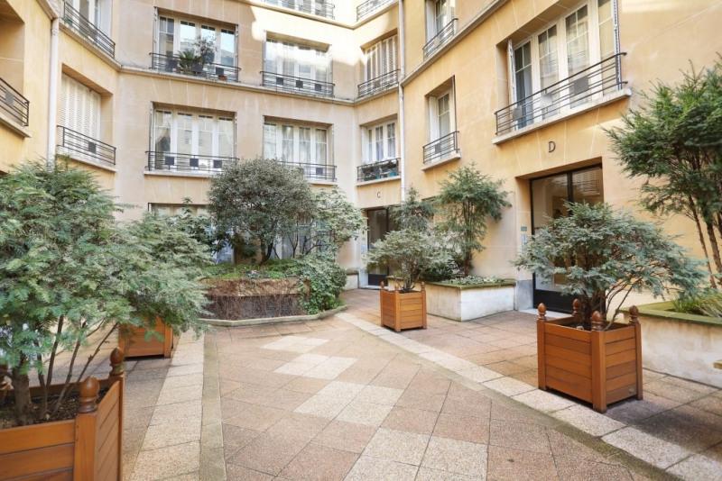 Престижная продажа квартирa Paris 16ème 815000€ - Фото 10