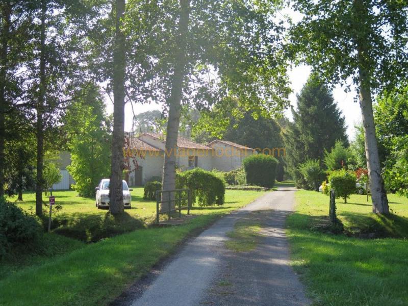 Vendita nell' vitalizio di vita casa La chapelle gresignac 122300€ - Fotografia 2