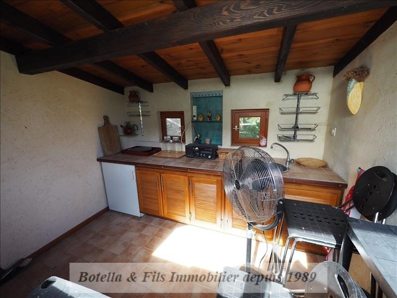 Venta  casa Goudargues 319000€ - Fotografía 15