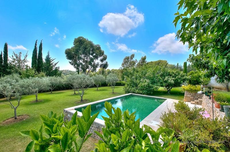 Verkoop van prestige  huis Valbonne 2700000€ - Foto 6