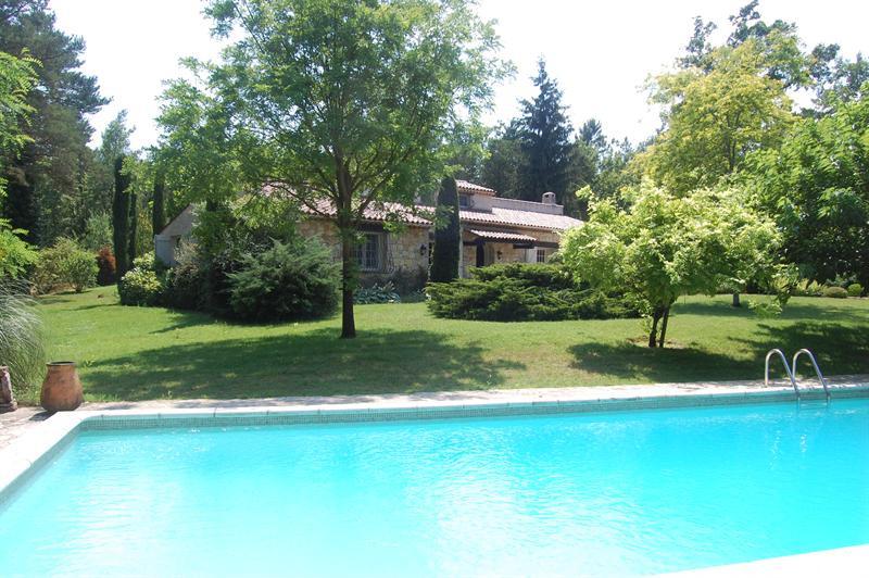 Deluxe sale house / villa Callian 749000€ - Picture 1
