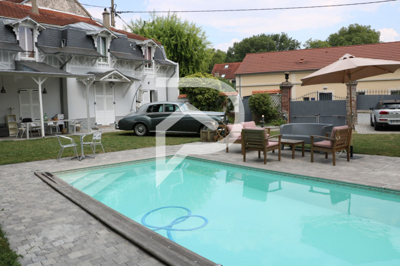 Sale house / villa Montlignon 698000€ - Picture 17