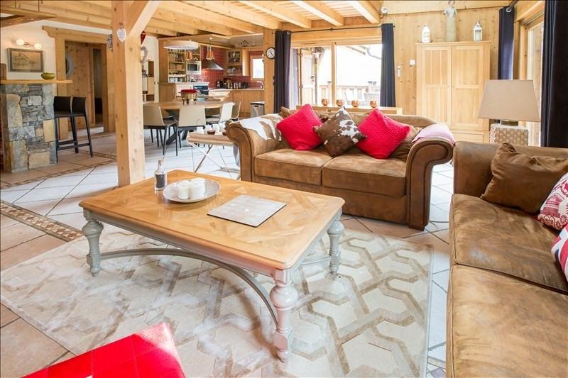 Immobile residenziali di prestigio casa La cote d arbroz 1095000€ - Fotografia 3